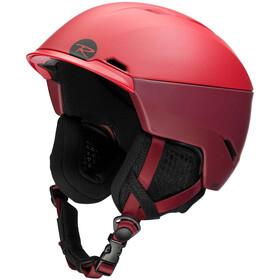 Rossignol Alta Impact Helmet red